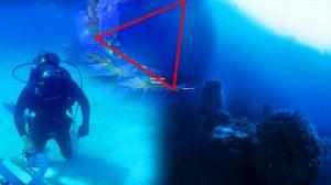 """""""USO"""" é descoberto no Triângulo das Bermudas por caçador de tesouros"""