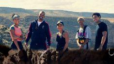 Will Smith comemora seu 50º aniversário pulando de bungee jumping no Grand Canyon