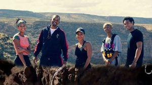 Will Smith comemora seu 50º aniversário pulando de bungee jumping no Grand Canyon