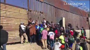 Governo do México anuncia que deportará quem tentar entrar ilegalmente nos EUA (Vídeo)