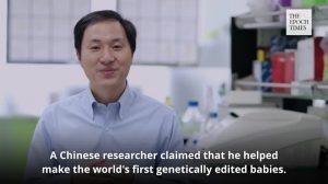 Experimento genético considerado antiético destaca crise da Aids na China (Video)