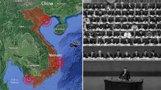 China pode estar comprando Vietnã e Austrália também está ameaçada