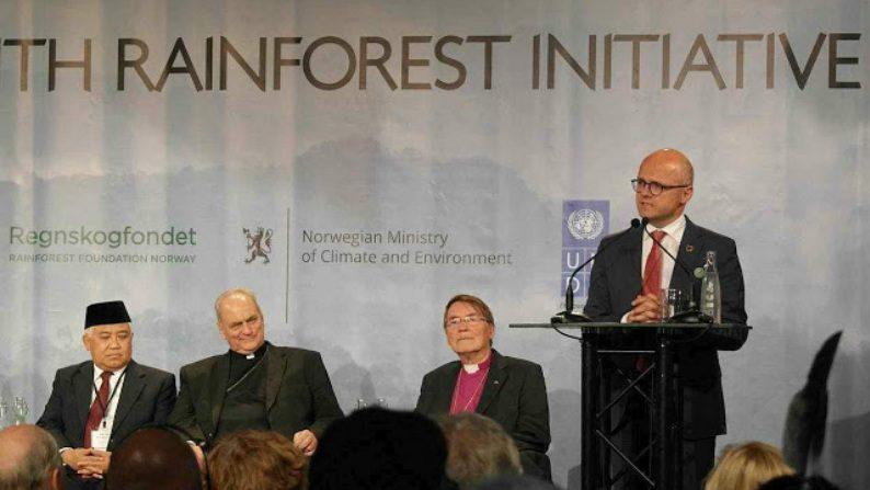 Religiosos e indígenas querem decidir na Noruega sobre florestas brasileiras