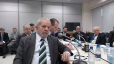 """Lula diz que cumprirá pena porque """"crê em Deus"""" (Vídeo)"""