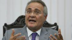 Futuro governo age contra ameaça da candidatura de Renan no Senado