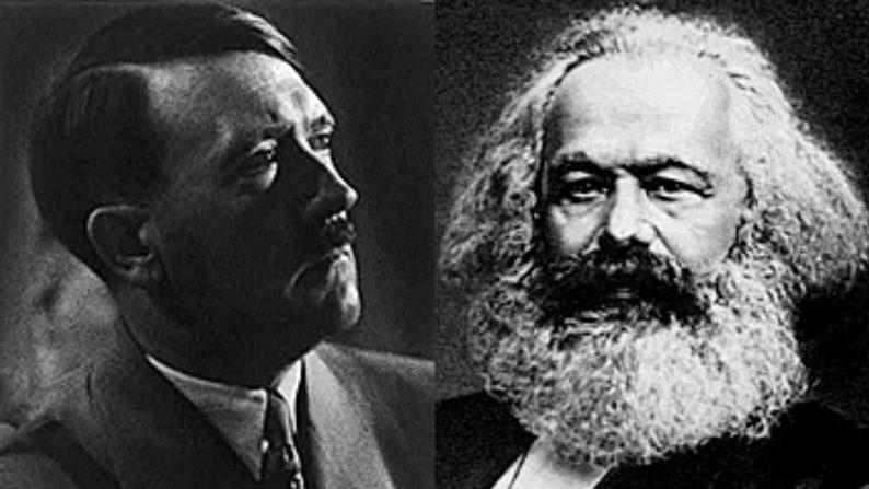 O que os nazistas copiaram de Marx