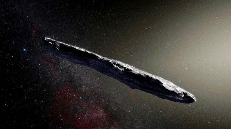 Misterioso objeto interestelar Oumuamua não é sonda alienígena, diz cientista