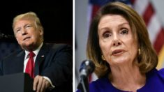 Trump elogia Nancy Pelosi e pede bipartidarismo depois de perder a Câmara dos Deputados