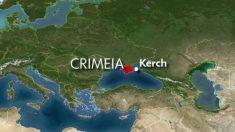 Rússia ataca e captura três navios da Ucrânia