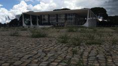 Palácio do Planalto dá