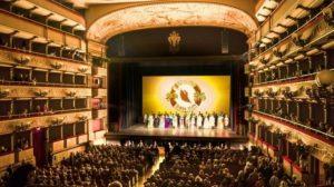 Representante de órgão consultivo da UE condena interferência de Pequim nos teatros europeus