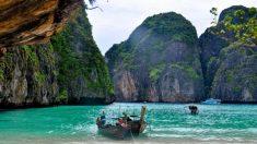 Turista fica paraplégica na Tailândia após acidente em mergulho