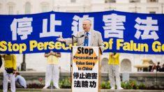 Movimento Global Tuidang homenageia representante dos EUA Rohrabacher