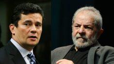 Lula diz que gostaria de ver Moro disputar uma eleição