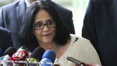 """""""Queremos um Brasil sem aborto"""", diz Damares Alves após ser nomeada ministra (Vídeo)"""