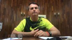"""Bolsonaro fala sobre Coaf: """"não podemos comungar com erro de ninguém"""" (Vídeo)"""