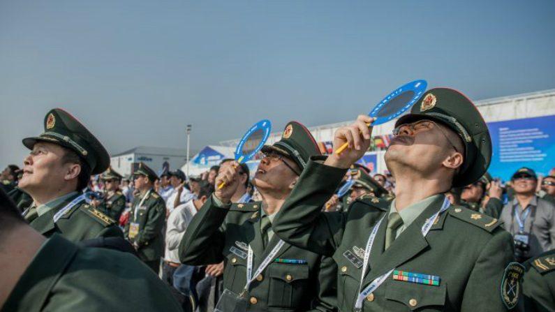 Avaliação do programa espacial da China no 12º Zhuhai Airshow