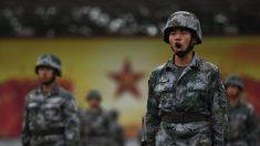 À medida que a China comunista enfraquece, exibe maior demonstração de força
