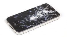A solução para telas quebradas de Smartphones? Descoberto cristal que pode ser reparado facilmente