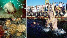 Submersa por 1500 anos, esta misteriosa cidade revela uma incrível civilização antiga