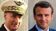 """Pacto da ONU para Migração: Emmanuel Macron é """"culpado de traição"""", diz general francês"""