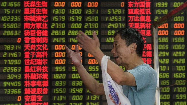 China tem pior mercado de ações do mundo com perda de US$ 2,4 trilhões