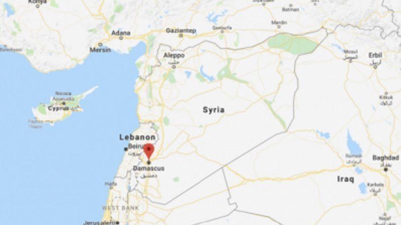 Israel ataca força Quds do regime iraniano na Síria