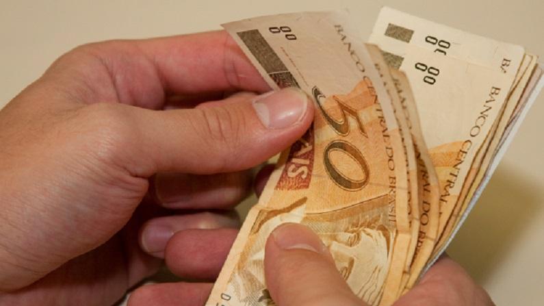 Valor ficou abaixo do previsto na lei orçamentária