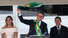 Diretor de redação da ISTOÉ inventa traição de Michelle Bolsonaro com Osmar Terra