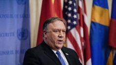 Pompeo afirma que cooperação com Israel sobre Síria e Irã continuará