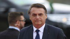 Bolsonaro preserva liberdade de expressão e recusa regulamentação da mídia