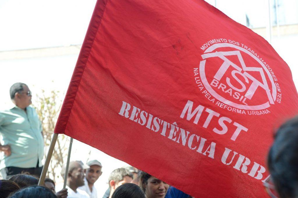 Movimentos sociais como o MST e o MTST temem ser enquadrados como terroristas (Antonio Cruz/Agência Brasil)