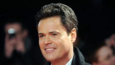 Donny Osmond, ex-vencedor do Dancing With the Stars, se recupera após a cirurgia