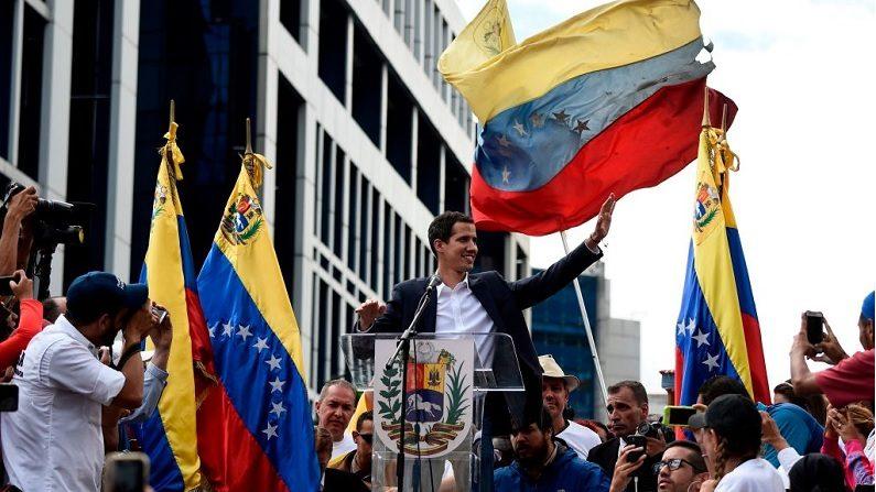Onze dos 14 países do Grupo de Lima apoiam Juan Guaidó