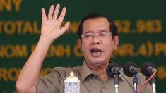Hun Sen ameaça
