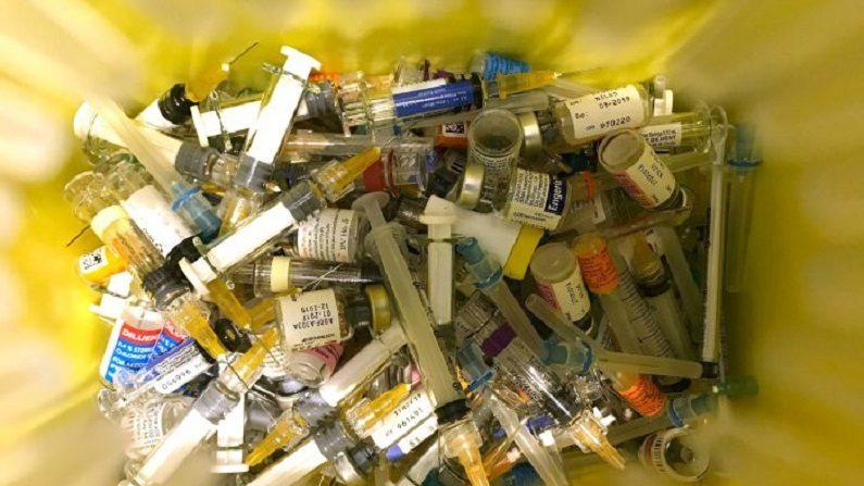 Como a guerra biológica e a crise dos medicamentos prescritos são uma ameaça para todos