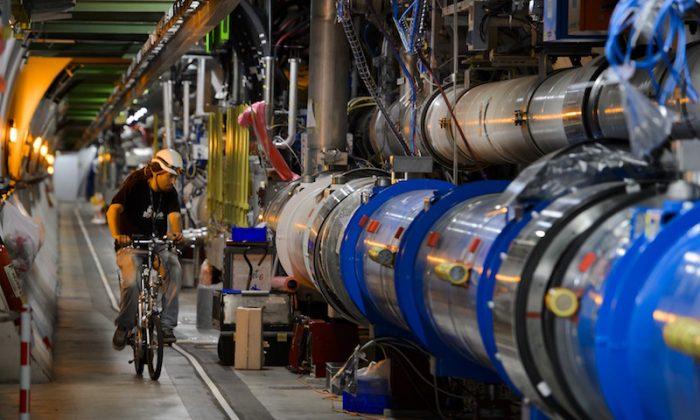 CERN planeja novo acelerador de partículas 4 vezes maior que o atual