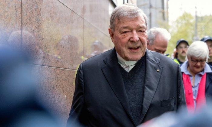 Cardeal Pell é culpado por crimes sexuais contra crianças