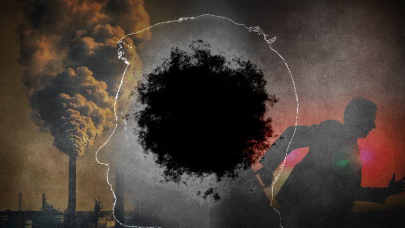 Poluição ambiental e poluição moral