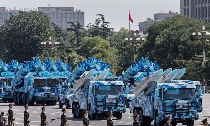 Ameaça de mísseis chineses é motivo central da retirada dos EUA de tratado nuclear