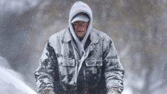 Homem é encontrado congelado e pelo menos seis pessoas morrem por conta de vórtice polar nos EUA