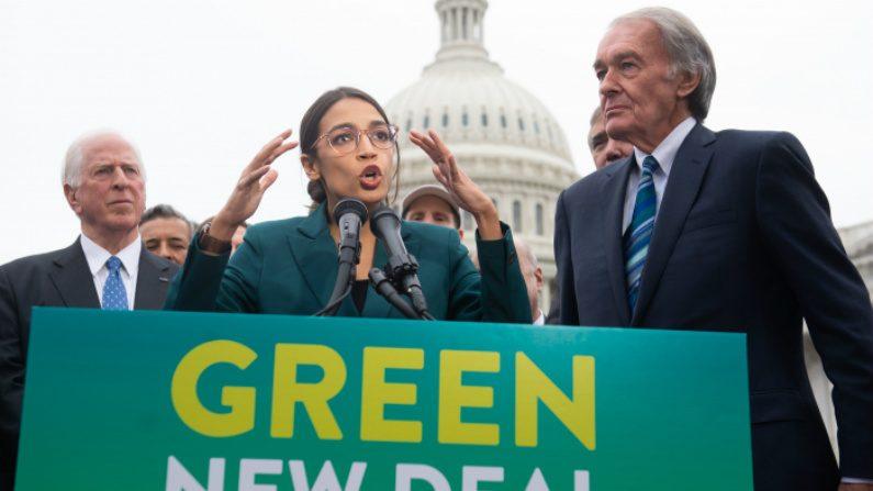 """As 5 ideias mais bizarras da proposta democrata """"Green New Deal"""""""