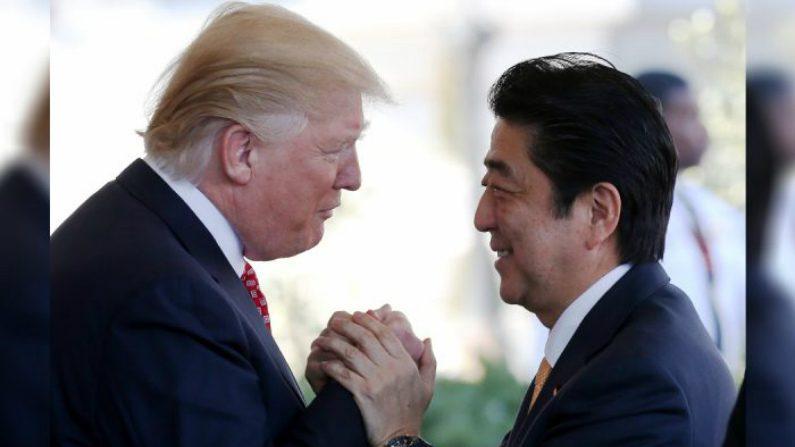 Primeiro Ministro do Japão indica Trump para o Prêmio Nobel da Paz