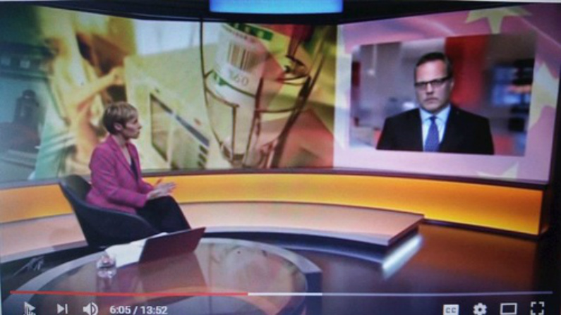 """BBC Impact transmite """"Transplantes de órgãos na China"""", do repórter Matthew Hill. Philippa Thomas conversou com o Sr. Hill"""