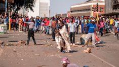 Sobe para 17 o nº de mortos em protestos reprimidos pela polícia no Zimbábue