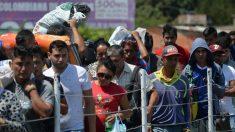 Aviões militares dos EUA entregam mais ajuda na fronteira Colômbia-Venezuela