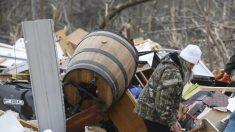 Destruição e morte no rastro de tempestade recorde que atingiu o Alabama