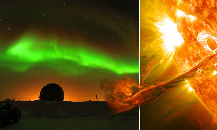 Outras faces da aurora boreal: os riscos além da beleza das luzes
