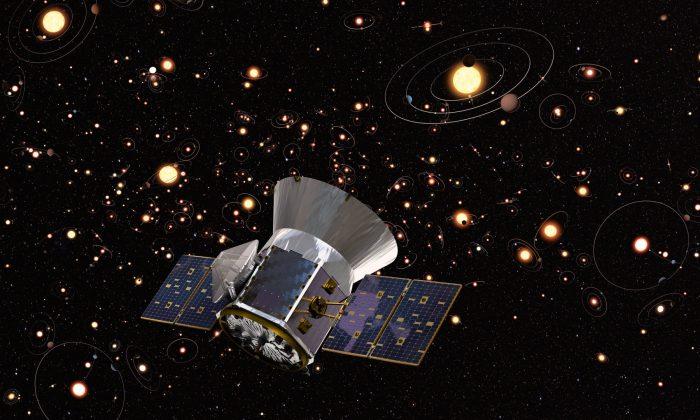 Missão da NASA encontra novos planetas e estrelas mais promissoras para suporte à vida