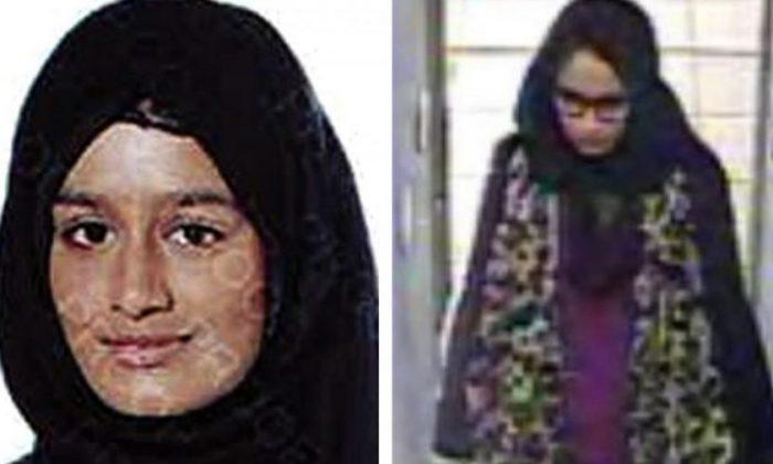 Bebê da noiva do ISIS morre de pneumonia reacendendo o debate sobre a cidadania britânica